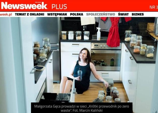 """Wywiad ,,Newsweek"""""""