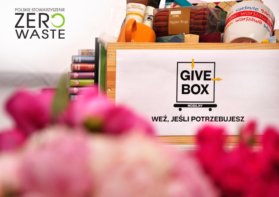 Give box i PSZW