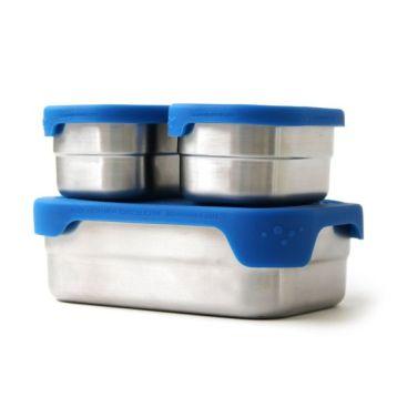 nieplastikowe pojemniki do żywności i lunchu #ecolunchbox
